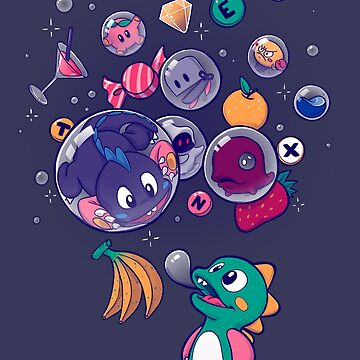 Manny Bubbles by ursulalopez