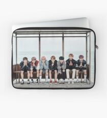 BTS by the Sea Laptop Sleeve