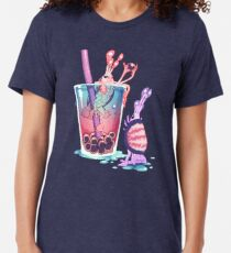 Alien Sweets: Scud Boba  Tri-blend T-Shirt