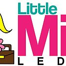 Little Miss Ledger Logo by StevePaulMyers