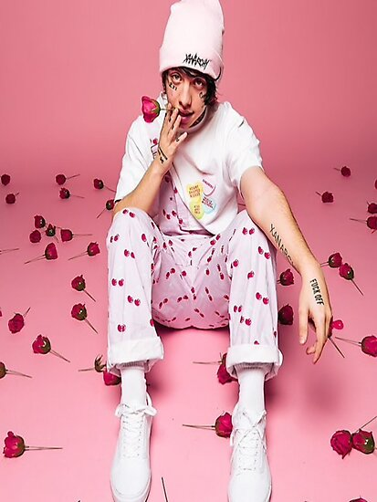 Lil Xan Is Your Valentine Photographic Prints By Ijazahmed1231