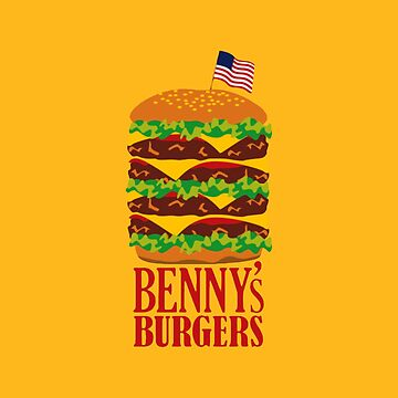 Eleven - Benny's Burgers by IsaacPierpont