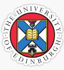 Universität von Edinburgh Sticker