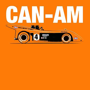 Canam Race Car by velocitygallery