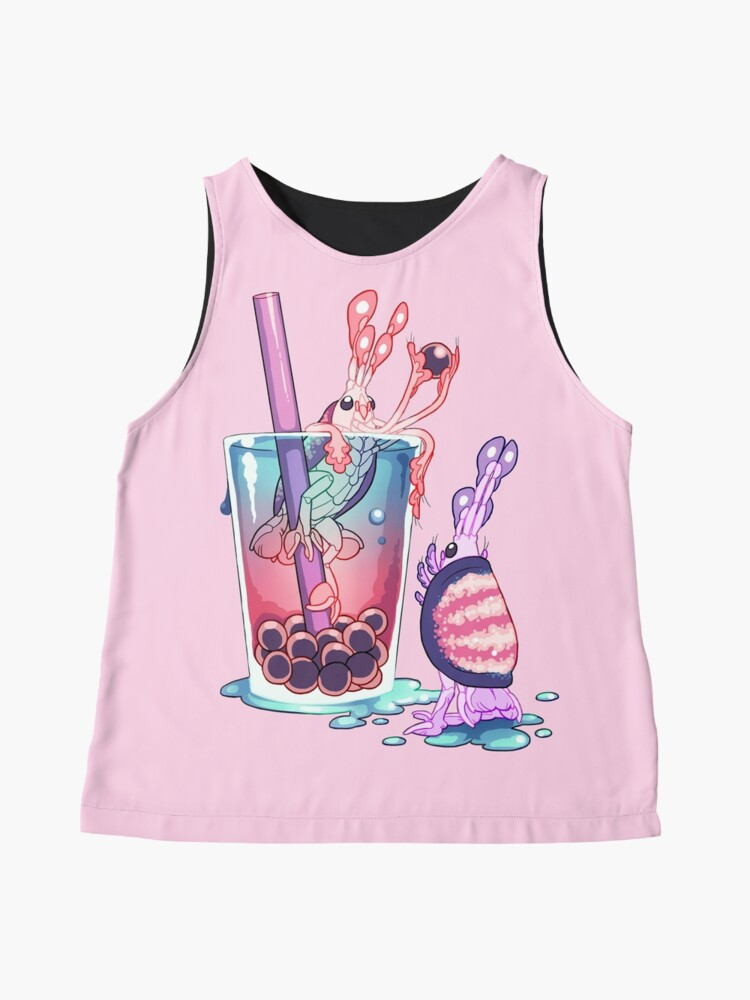 Alternate view of Alien Sweets: Scud Boba  Sleeveless Top