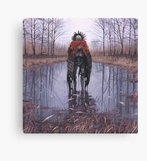 Vagabonds - Dead Fish Canvas Print