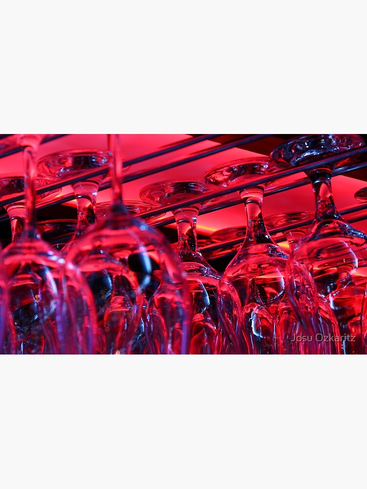 Pink glass background by Joshollywood