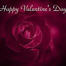 Valentine Card by Sandy Keeton