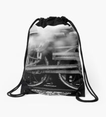 Steampunk Drawstring Bag