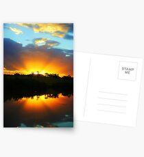 Last Light of Day Postcards