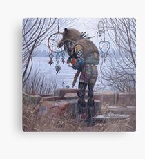 Vagabonds - The Dreamcatcher Metal Print