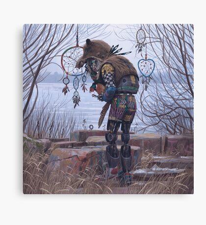Vagabonds - The Dreamcatcher Canvas Print