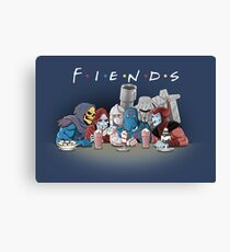 FIENDS Canvas Print