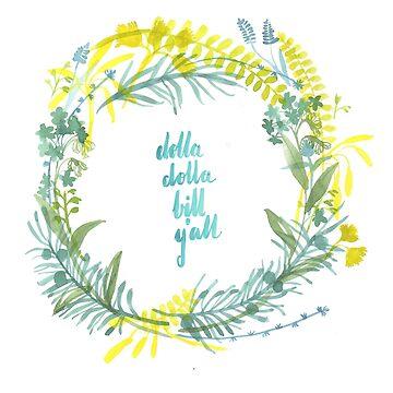 Dolla dolla bill, y'all by klamotystudio
