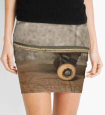 Skate art Mini Skirt