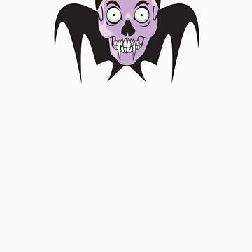 Vamp Skull by FrankHanker