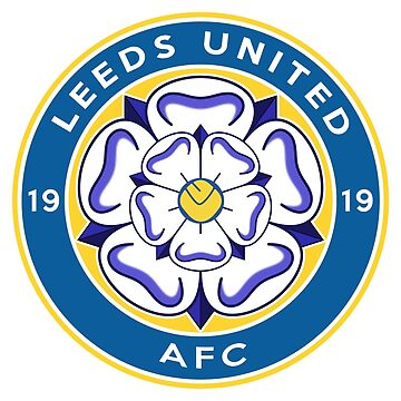 Alternative Leeds United Badge by superkickparty