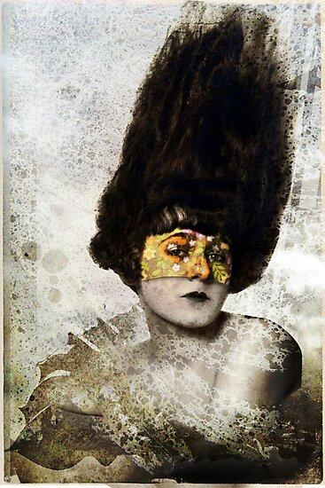Portrait 03 by Catrin Welz-Stein