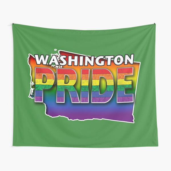 State Pride: Washington Tapestry
