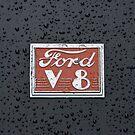 "Ford V8 by Arthur ""Butch"" Petty"