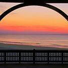 "Sunrise On The Pavillion by Arthur ""Butch"" Petty"