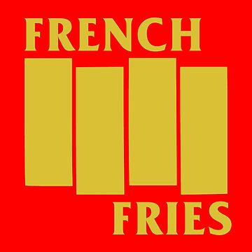 French Fries by ErikVogt