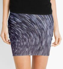 Star Trails Mini Skirt