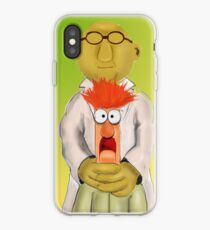 Bunsen and Beaker iPhone Case