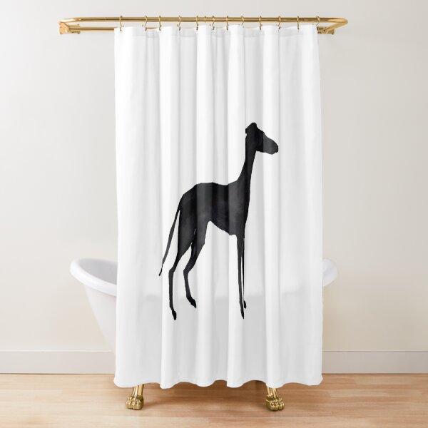 GREYHOUND g912 Shower Curtain