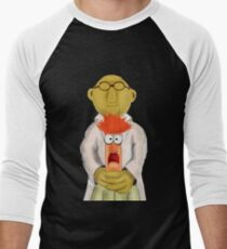 Bunsen and Beaker Men's Baseball ¾ T-Shirt
