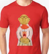 Bunsen and Beaker Unisex T-Shirt