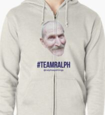 Ralph Says Things - #TeamRalph  Zipped Hoodie