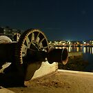 Blackwattle Bay at Night by SeeingTime