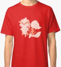 Minimalist Arcanine Classic T-Shirt