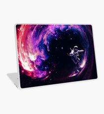 Space Surfing II Laptop Skin