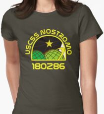 USCSS Nostromo Women's Fitted T-Shirt