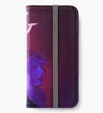 'Boy Don't Cry' art iPhone Wallet/Case/Skin