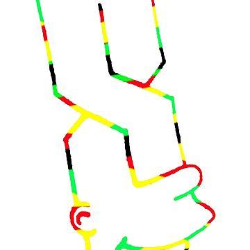 Rasta Bort by Pyramid-Designs