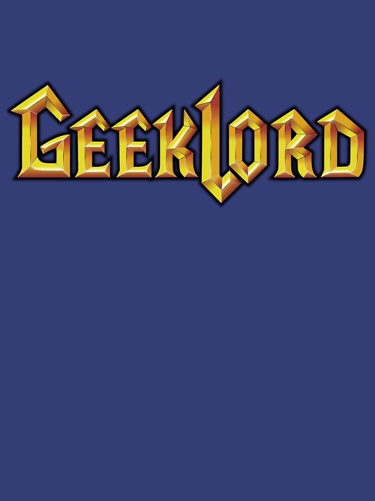 World Of Geekcraft by Mungo