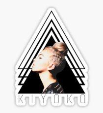 kiyoko  Sticker