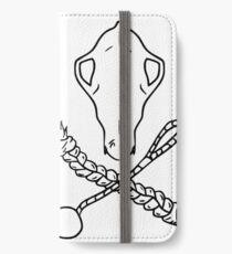 Skull n Crossbones iPhone Wallet/Case/Skin
