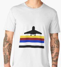 LEGO classic minifigure international jetport Men's Premium T-Shirt