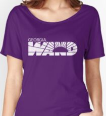 Georgia WAND Collectibles Women's Relaxed Fit T-Shirt