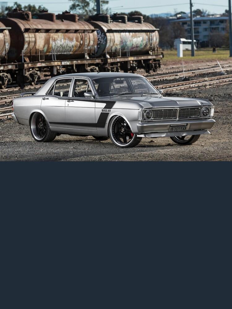Steve Santos' XY Ford Falcon by HoskingInd