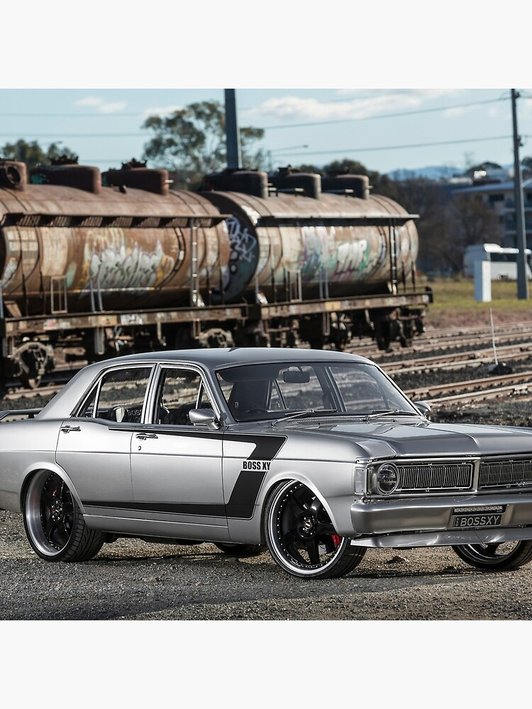 Steve Santos' XY Ford Falcon by HoskingInd