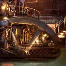 Steampunk - Pumped up by Michael Savad