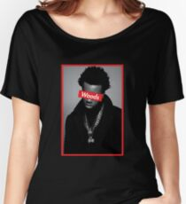 Roy Woods Supreme Graphic Women's Relaxed Fit T-Shirt