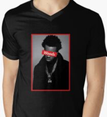 Roy Woods Supreme Graphic Men's V-Neck T-Shirt