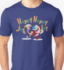 Happy Happy Unisex T-Shirt