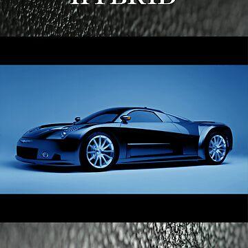 Hybrid  007 by RoydonJohnson